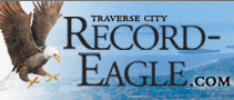 Record Eagle Newspaper